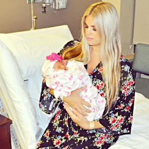 Hello Angelina! Hospital Stay, PinkBlush Maternity!